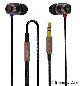 SOUNDMAGIC In Ear Monitor [E10] - Black Gold - Earphone Ear Monitor / Iem